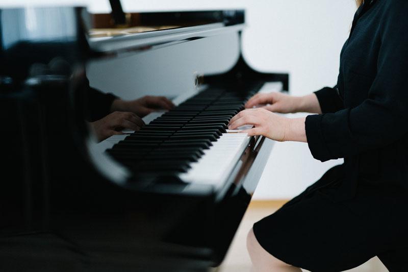 Klavierunterricht, der persönliche Vorlieben berücksichtigt